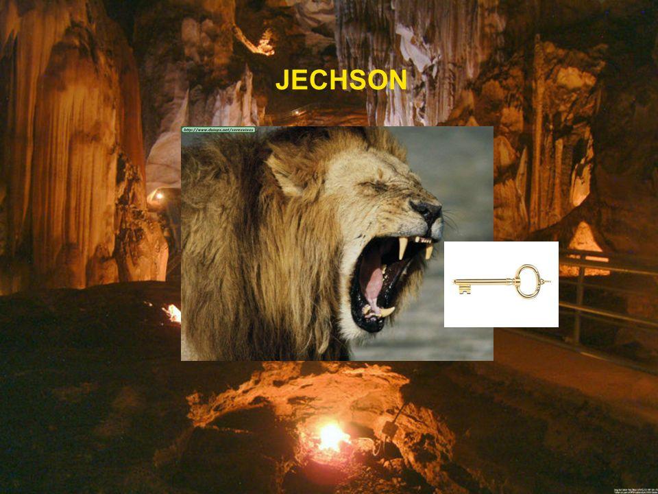 Jekson - Jubellum En forma muy confusa, Dalchó (1802) dice que Jubellum es el nombre del que luchó con el león en la caverna. En realidad, Jubellum er