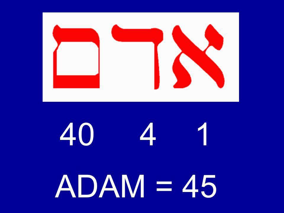 1440 ADAM = 45