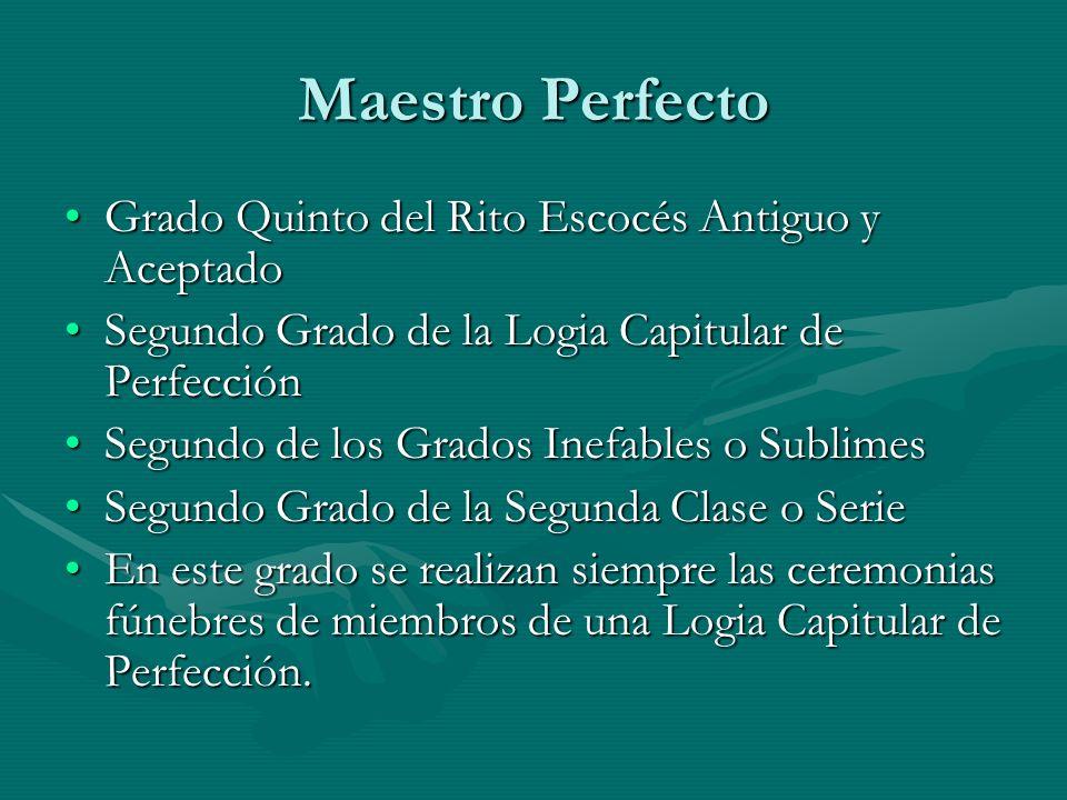He pasado por las dos columnas para obtener el grado de Maestro Perfecto Se presenta una nueva visión de las columnas.
