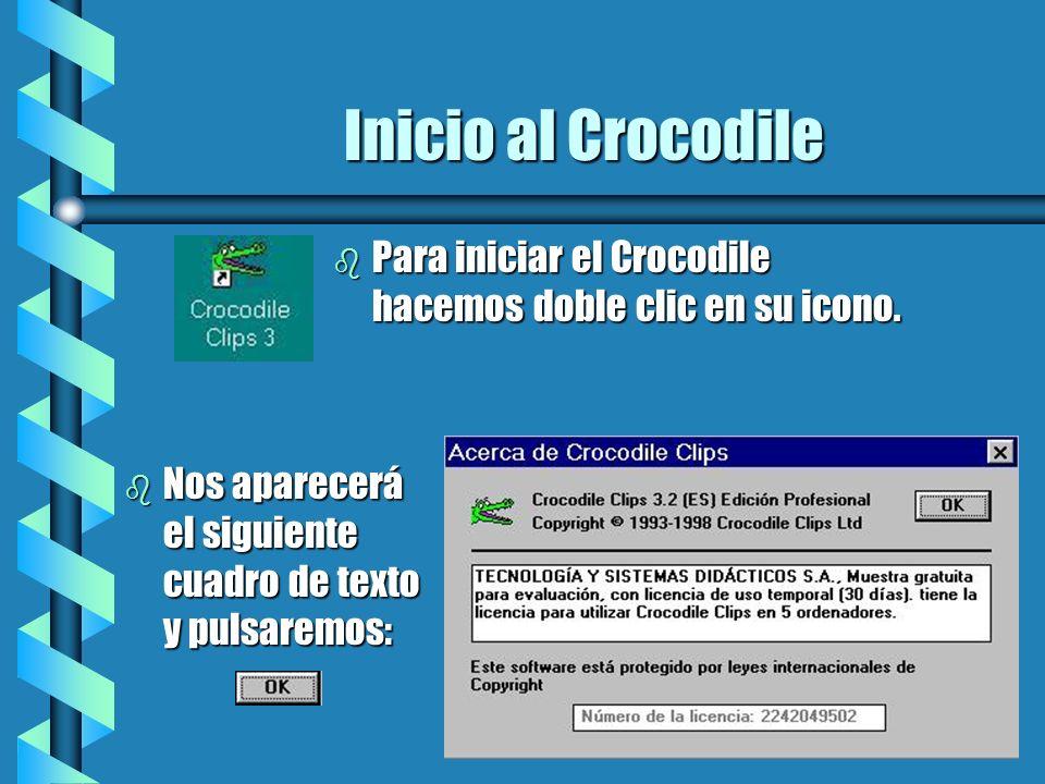 Tutorial de Crocodile AUTORES: Adrián Huertes & Adrián López Pérez COLABORADORES: Jonatan Luengo & Oscar San José Tecnología de la Información 1º de B