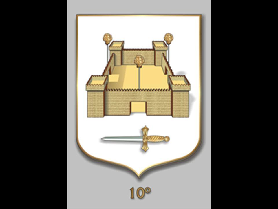 El mandil, en el Ritual del Supremo Consejo de Italia (2002)