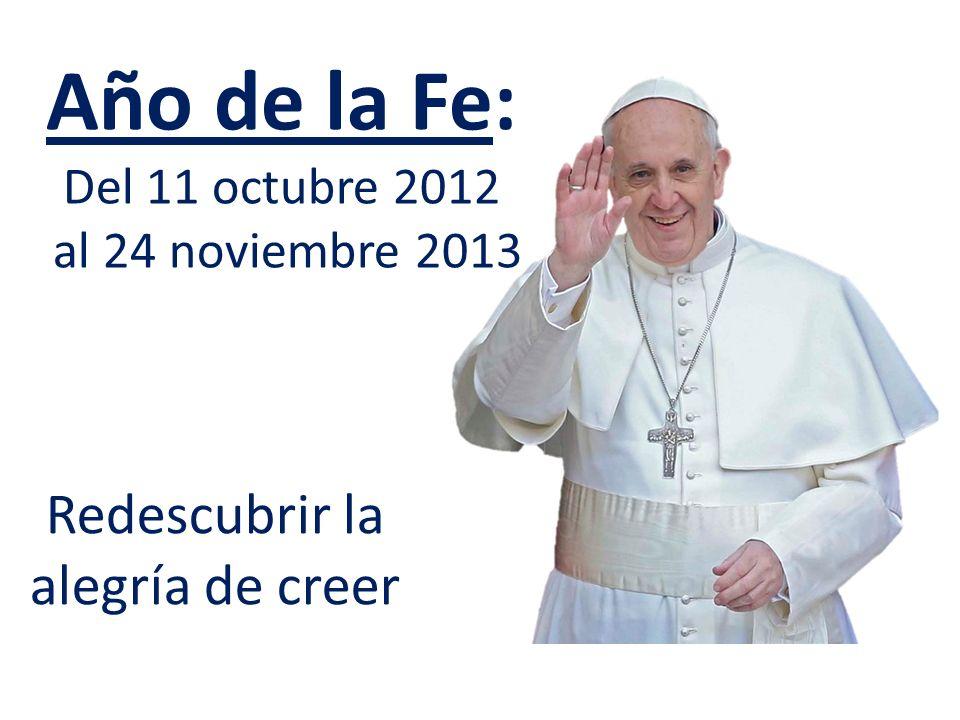 Catequesis del Papa Francisco Audiencia General miércoles 1 de mayo de 2013