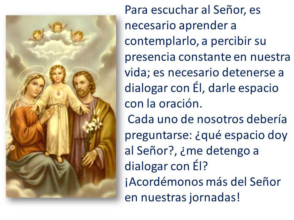 En este mes de mayo, quisiera recordar la importancia y la belleza de la oración del santo Rosario.