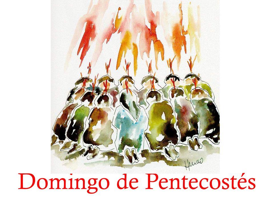 Para que en nuestro mundo sean realidad la convivencia, el respeto, la fraternidad y el amor desinteresado: -Envíanos tu Espíritu Santo.