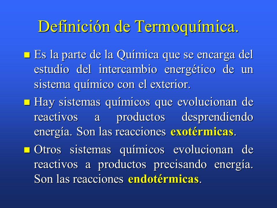 Segundo principio de la Termodinámica.