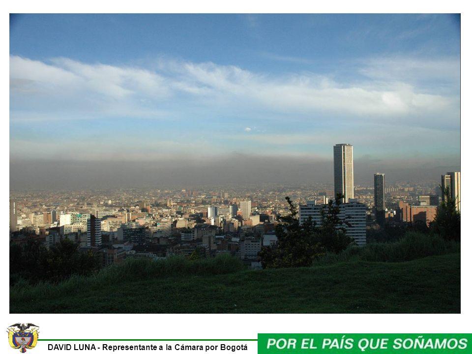 Media móvil de PM 10 en Estación de Puente Aranda El problema se incrementa con el tiempo