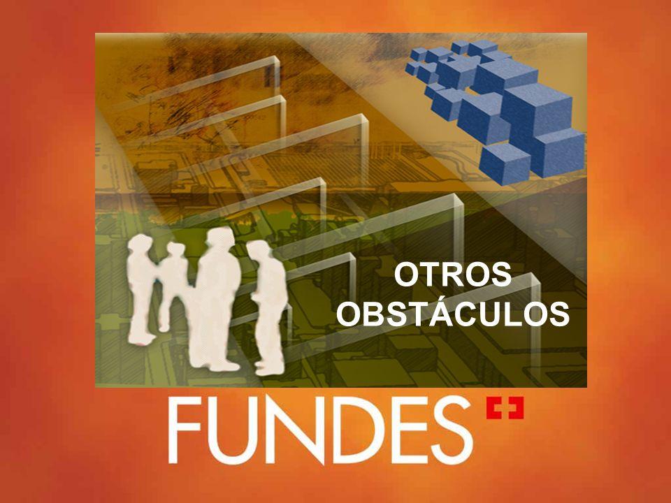 © Copyright FUNDES El 37% de las Pymes ha efectuado ventas al Estado en los últimos 2 años Los principales obstáculos – acceso al mercado interno