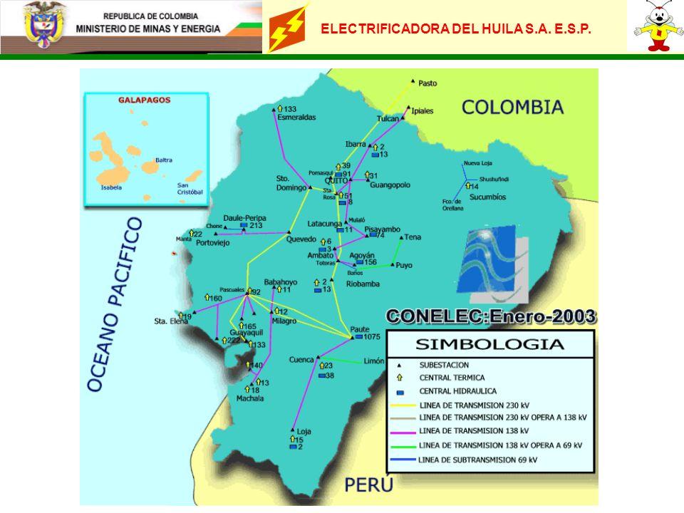ELECTRIFICADORA DEL HUILA S.A. E.S.P.