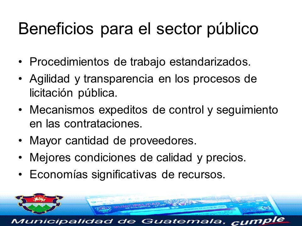 Guatecompras Sistema de Información de Contrataciones del Estado. GUATECOMPRAS es un mercado electrónico, operado a través de Internet, con el fin de