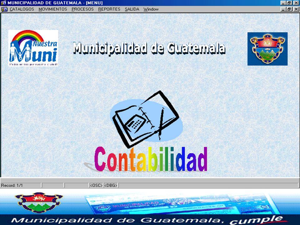 MODULOS IngresosPresupuestoPMC Contabilidad Administrativo Bancos Compras