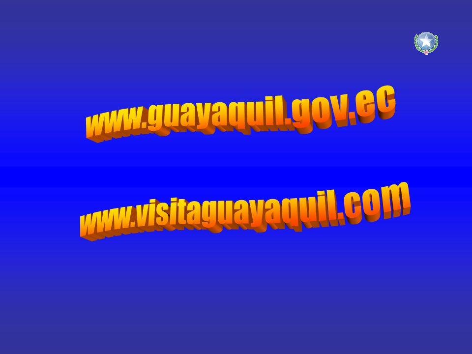 Desarrollo de una Estrategia Municipal para la Sociedad de la Información Municipalidad de Guayaquil - Ecuador Alcalde Jaime Nebot Saadi