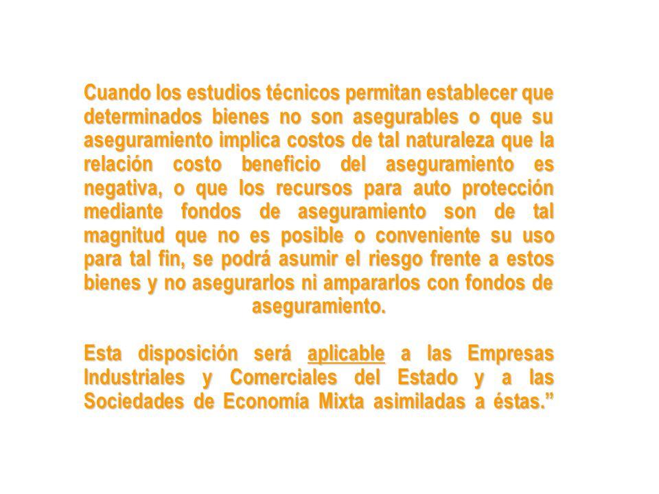 Solución de riesgo finito vs Patrimonio autonomo La operatividad 1.Un solo contrato (la póliza de seguros).