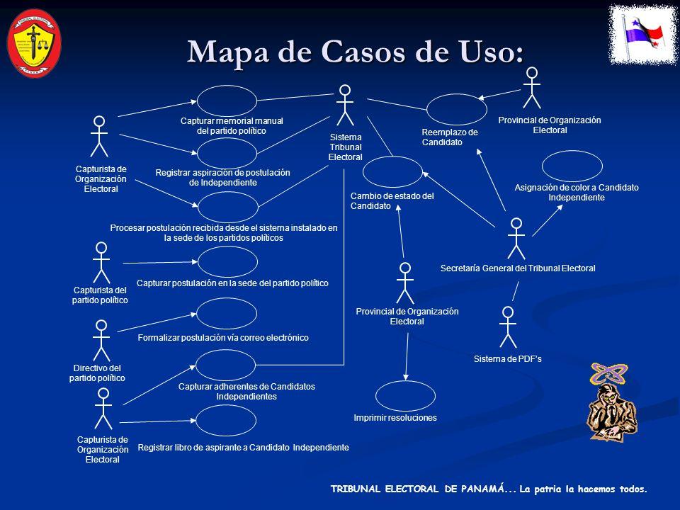 Documento Credencial (Memorial) con las firmas digitales tanto del responsable del Partido, como la del Director de Organización Electoral.
