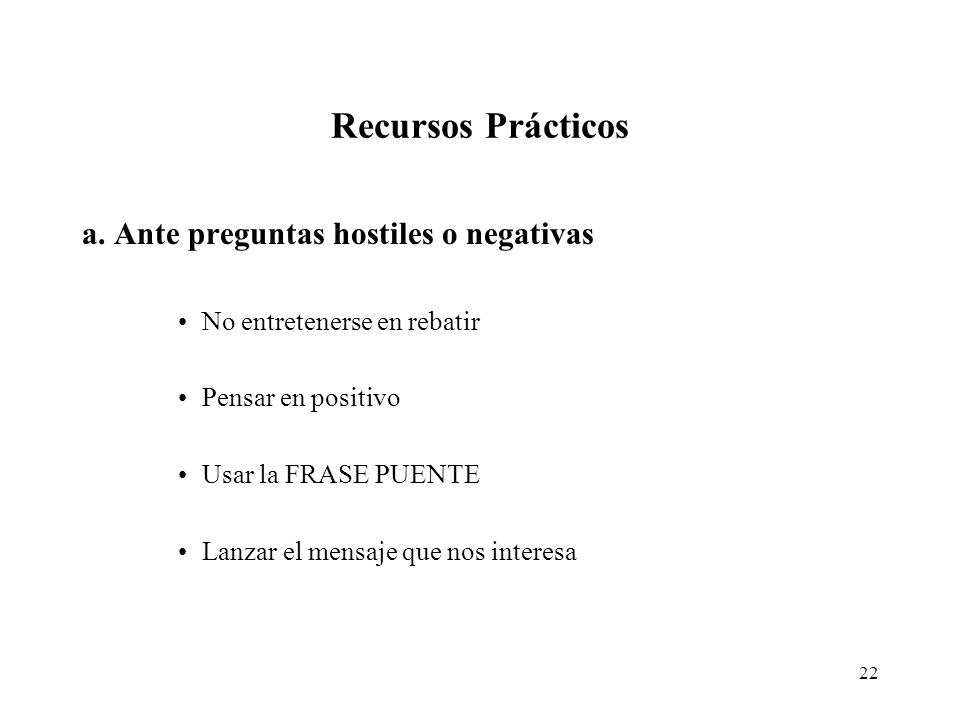 22 Recursos Prácticos a.
