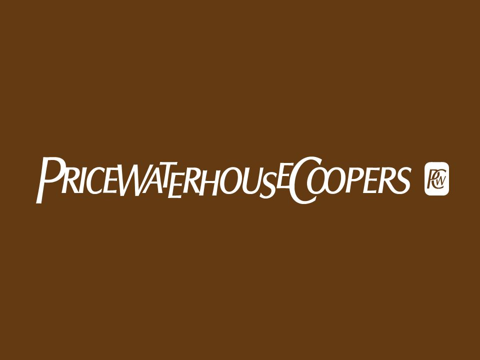 PricewaterhouseCoopers 12 Position of PwC in Petroleum Industry Significant clients of PwC Chevron Texaco ExxonMobil BP Shell Yukos Pemex Ecopetrol Petro China