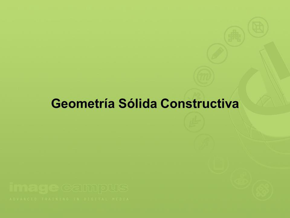 Geometría Sólida Constructiva