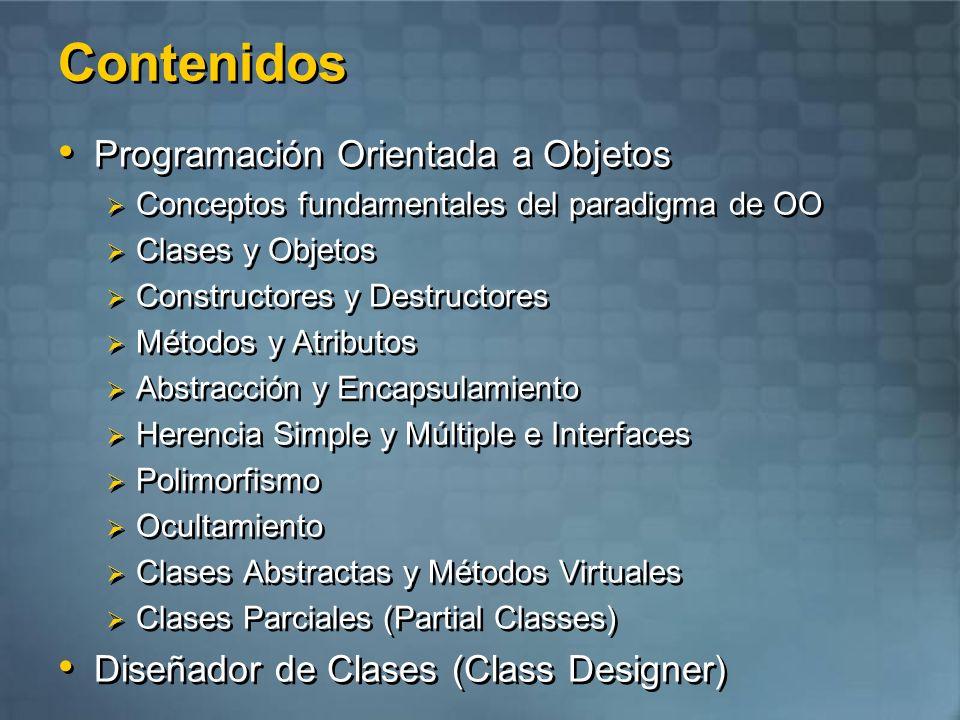 ¿Qué es la Programación Orientada a Objetos.