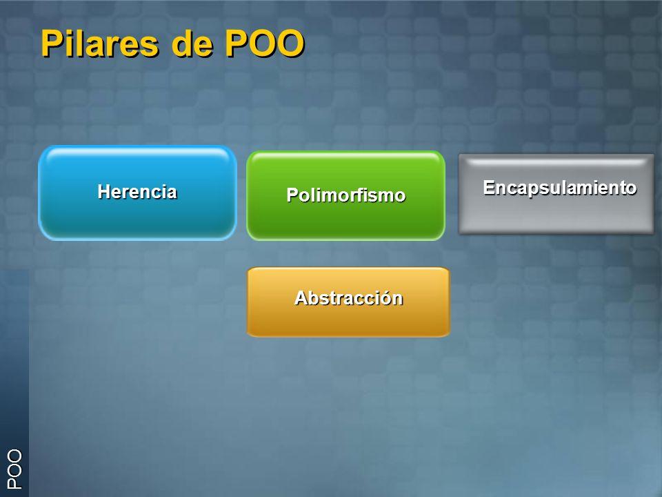 Interfaces: Implementación C#: declaradas mediante palabra interfase C#: declaradas mediante palabra interfase POO y Sintaxis VB.net usa palabras Interfase / End Interfase VB.net usa palabras Interfase / End Interfase