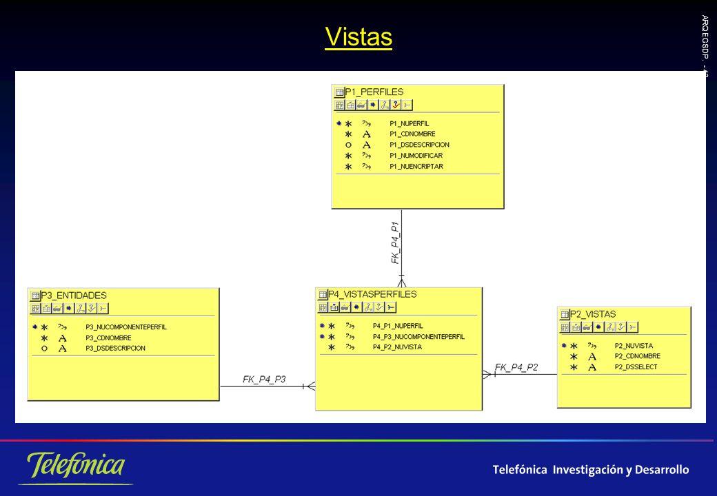 ARQ EGSDP. - 42 Vistas