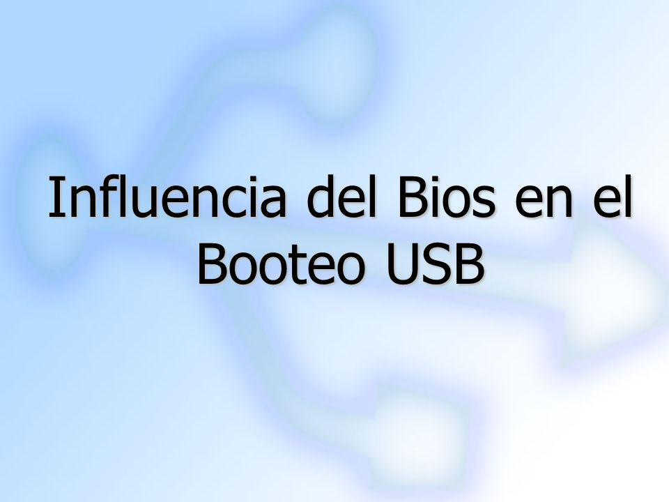 Implementaciones de los Bios