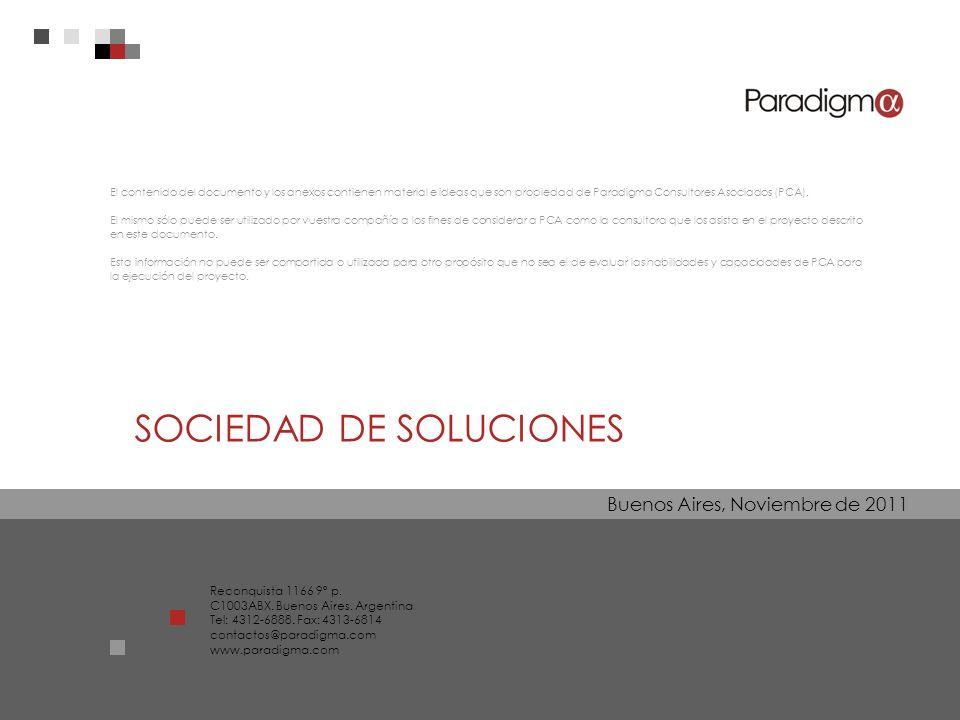 Página 5 SOCIEDAD DE SOLUCIONES Reconquista 1166 9º p.