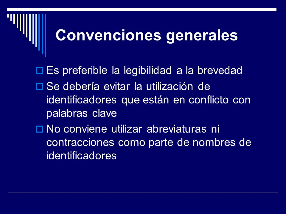 Prefijos utilizados en una convención de nombres de variables.para visual basic.