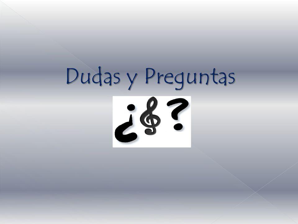 Dudas y Preguntas