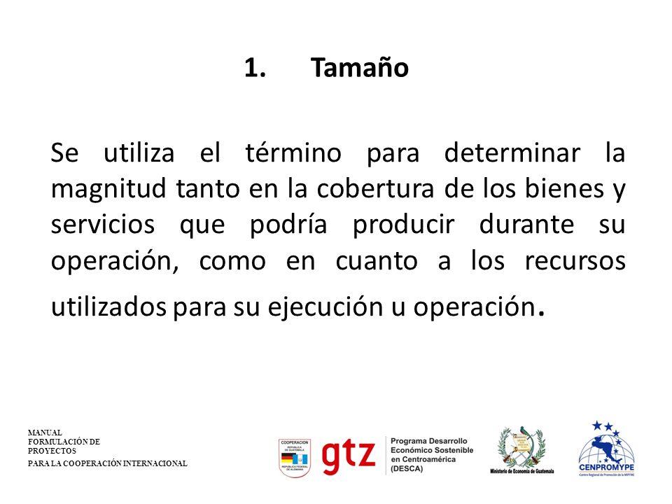 MANUAL FORMULACIÓN DE PROYECTOS PARA LA COOPERACIÓN INTERNACIONAL La gestión de riesgo es un proceso 3.