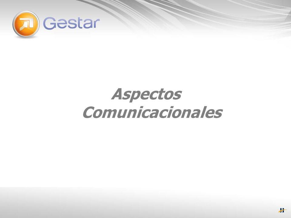 Aspectos Comunicacionales