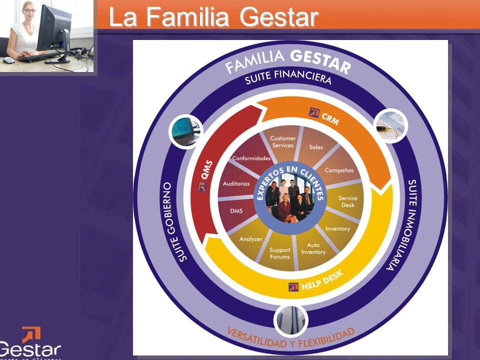 CRM La Familia Gestar