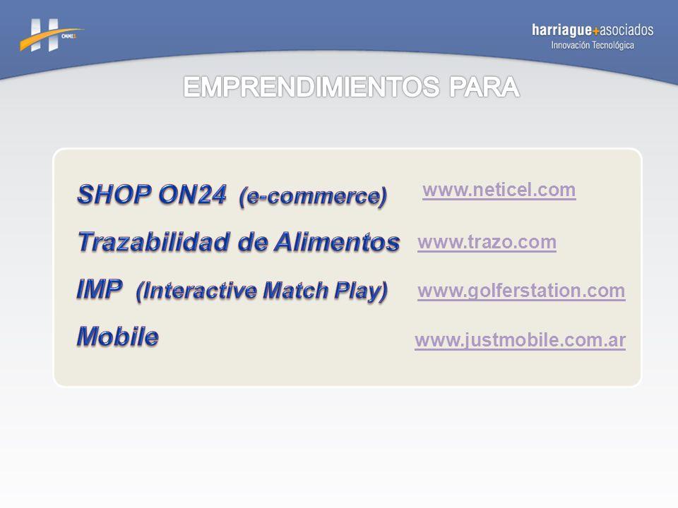 www.trazo.com www.justmobile.com.ar www.golferstation.com www.neticel.com