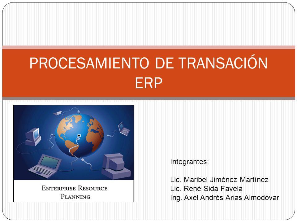 CONCLUSIONES Los sistemas ERP unifican información de las diferentes áreas: (finanzas, recursos humanos, ventas, manufacturación, etc,) en un solo lugar.
