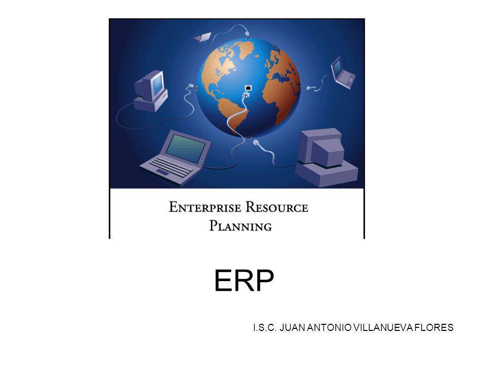 ERP I.S.C. JUAN ANTONIO VILLANUEVA FLORES