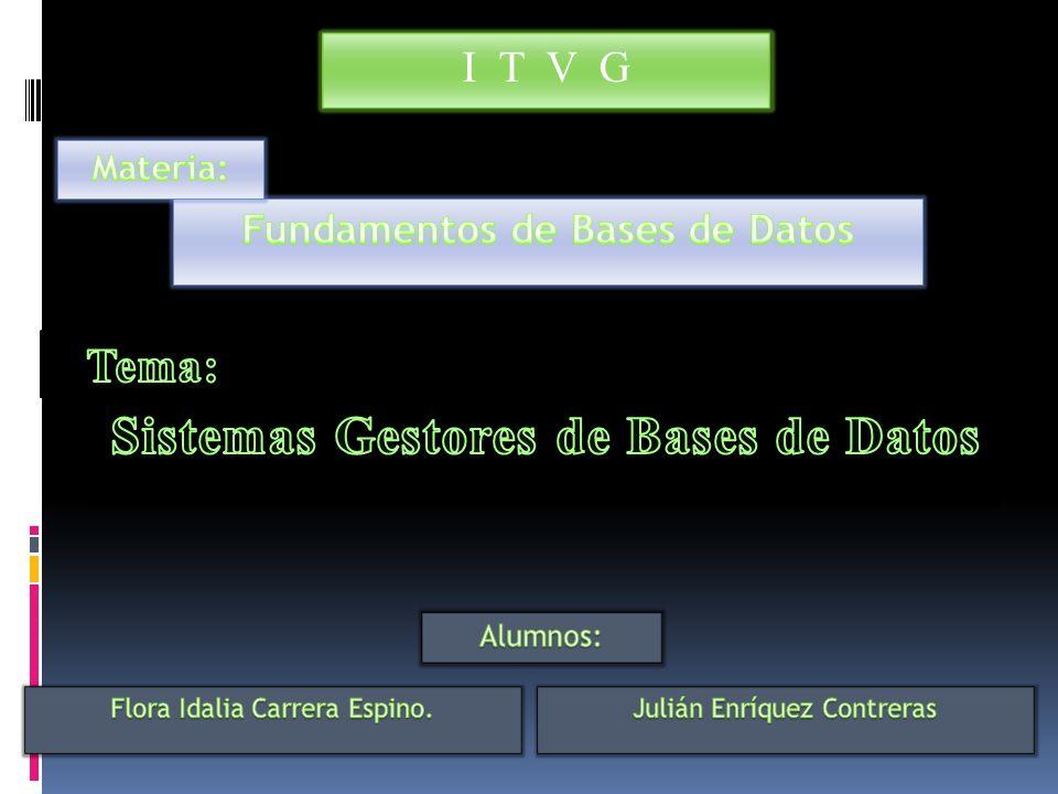 I T V G