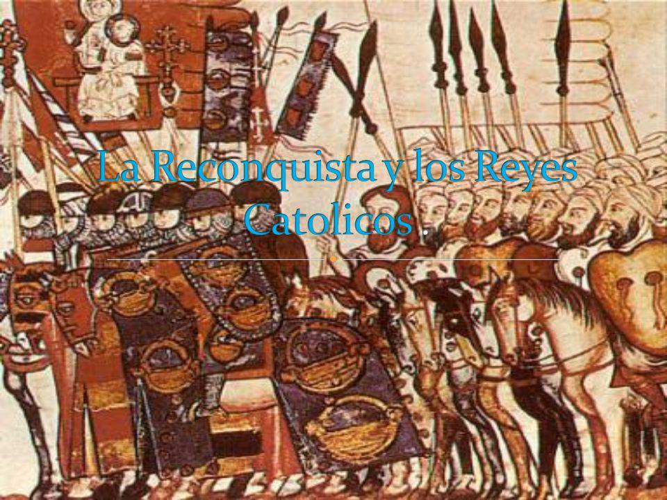 Reconquista (reconquista en castellano) es un período crucial de la historia española, particularmente por su duración (718-1492).