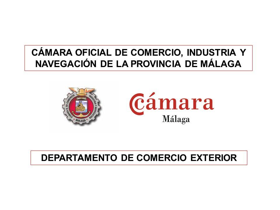 CORPORACIÓN DE DERECHO PÚBLICO TUTELADA POR LA JUNTA DE ANDALUCÍA CREADA EN 1886 REGULADA POR LA LEY 3/93 DE 22 DE MARZO BÁSICA DE CÁMARAS OFICIALES DE COMERCIO, INDUSTRIA Y NAVEGACIÓN DE ESPAÑA Y LEY 10/2001 DE 11 DE OCTUBRE DE CÁMARAS OFICIALES DE COMERCIO, INDUSTRIA Y NAVEGACIÓN DE ANDALUCÍA ÓRGANO CONSULTIVO Y DE COLABORACIÓN CON LAS ADMINISTRACIONES PÚBLICAS REPRESENTA, PROMOCIONA Y DEFIENDE LOS INTERESES GENERALES DEL COMERCIO, LA INDUSTRIA Y LA NAVEGACIÓN, Y PRESTA DIFERENTES SERVICIOS A LAS EMPRESAS ¿QUÉ ES LA CÁMARA DE COMERCIO.