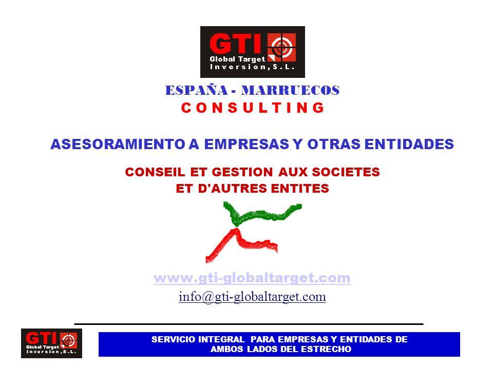 1 IMPORT/EXPORT - TRADING - E. COMERCE - NET WORK - AGENCIA/REPRESENTACION - CONSULTORIA INTERNACIONAL - INTERNACIONALIZACION PYME - LOGISTICA - MADE