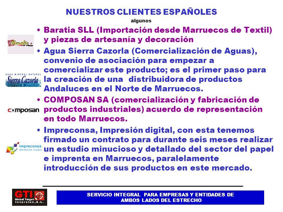 11 IMPORT/EXPORT - TRADING - E. COMERCE - NET WORK - AGENCIA/REPRESENTACION - CONSULTORIA INTERNACIONAL - INTERNACIONALIZACION PYME - LOGISTICA - MADE