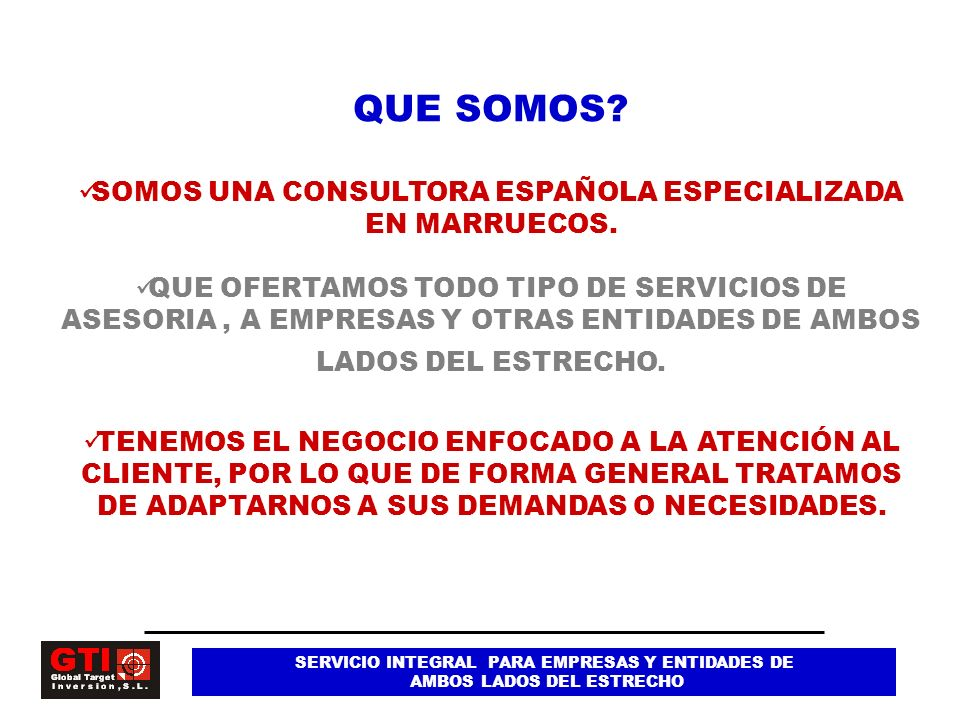 3 IMPORT/EXPORT - TRADING - E. COMERCE - NET WORK - AGENCIA/REPRESENTACION - CONSULTORIA INTERNACIONAL - INTERNACIONALIZACION PYME - LOGISTICA - MADE