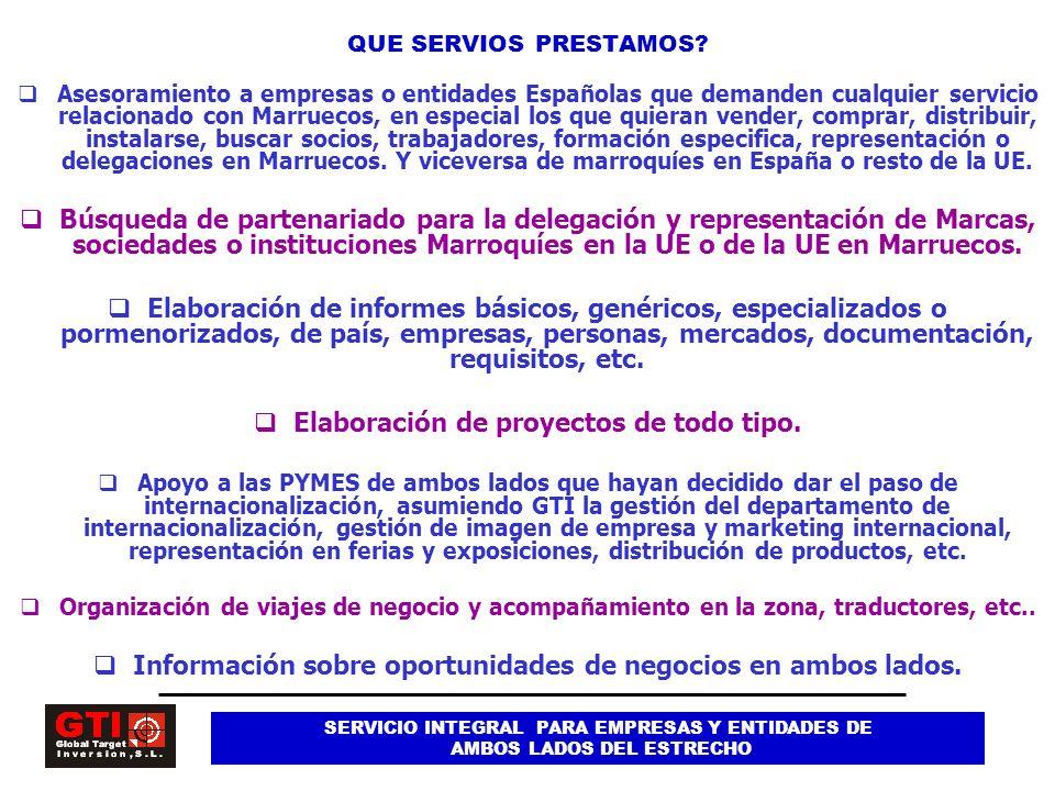 4 IMPORT/EXPORT - TRADING - E. COMERCE - NET WORK - AGENCIA/REPRESENTACION - CONSULTORIA INTERNACIONAL - INTERNACIONALIZACION PYME - LOGISTICA - MADE
