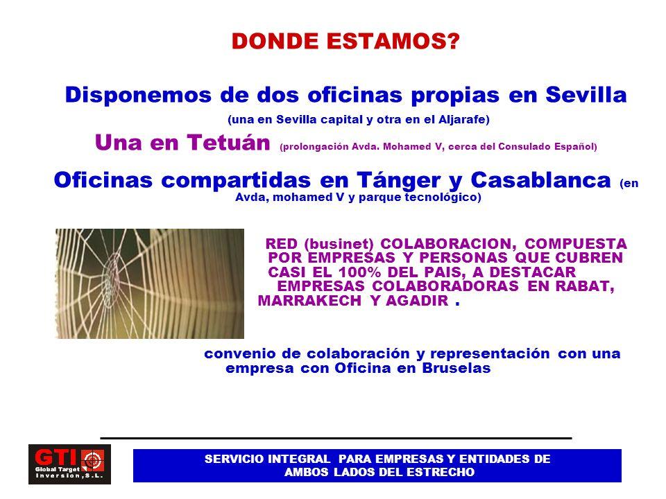 7 IMPORT/EXPORT - TRADING - E. COMERCE - NET WORK - AGENCIA/REPRESENTACION - CONSULTORIA INTERNACIONAL - INTERNACIONALIZACION PYME - LOGISTICA - MADE