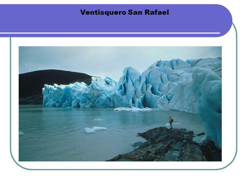 Ventisquero San Rafael