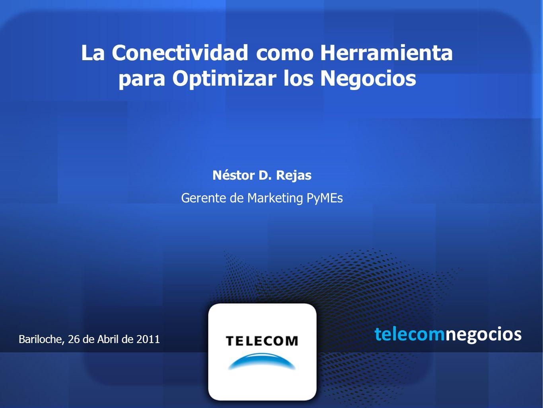 La Conectividad como Herramienta para Optimizar los Negocios Néstor D.