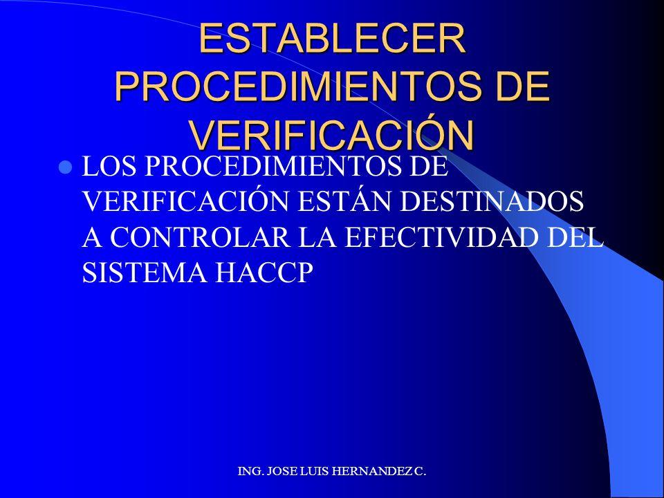 ING. JOSE LUIS HERNANDEZ C. PERO, ¿QUÉ SON ACCIONES CORRECTIVAS? ACCIONES A SER TOMADAS CUANDO LOS RESULTADOS DE LA MONITORIZACIÓN EN UN PCC INDIQUEN