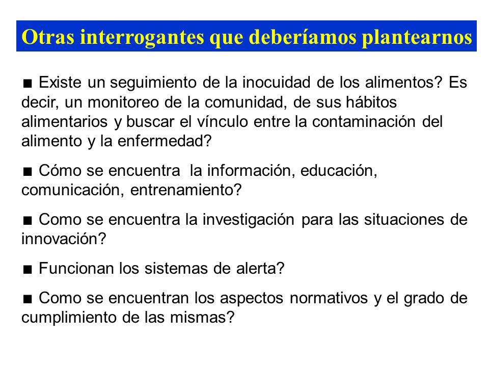 VIGILANCIA EPIDEMIOLOGICA: Capacidad de respuesta inmediata y soluciòn de problemas EDUCACION SANITARIA: infraestructura física y sanitaria saneamient