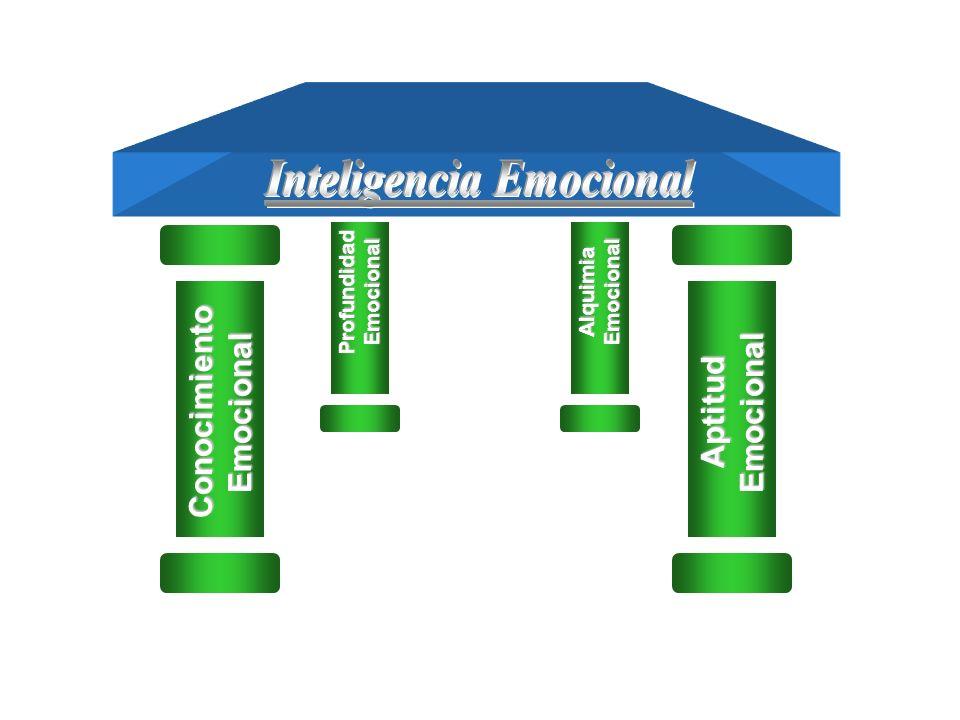 Valor de la inteligencia emocional Todo empezó con una serie de estudios sobre la inteligencia emocional, los cuales indicaron que las personas intelectuales mas brillantes, no sueles ser las que mas éxito tienen ni en los negocios ni en su vida privada.