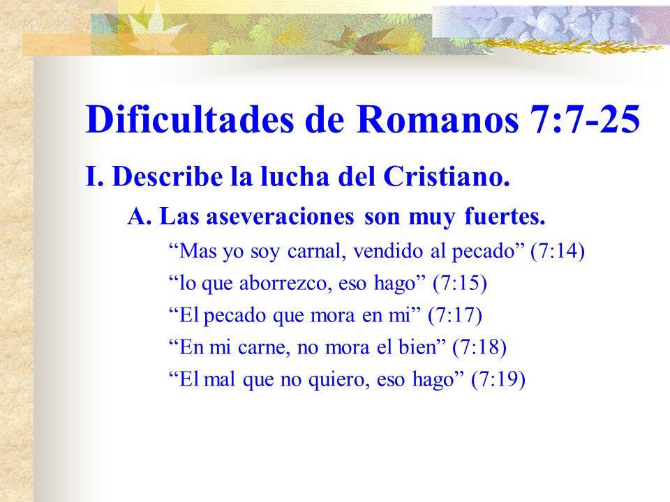 Capitulo 6 IV. Siervos de la justicia. (6:15-16) C. La analogía del tiempo antiguo. (6:19-21) 1. Presentaba el cuerpo a la iniquidad. 2. Presentarlos