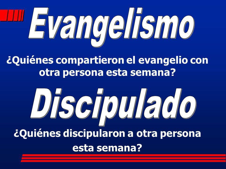 Vida devocional.Vida devocional. Discipulado personal.