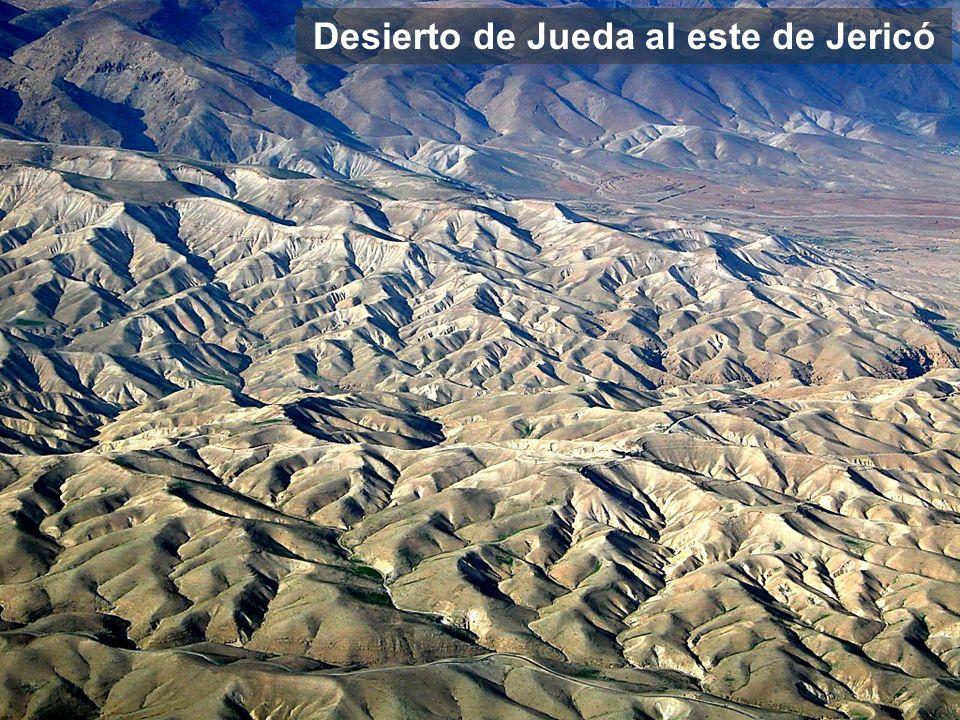 Desierto de Jueda al este de Jericó