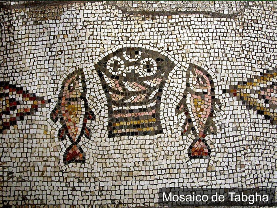 Mosaico de Tabgha